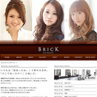 BRICK hair & spa 様